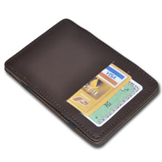 Classic Magic Wallet Brown