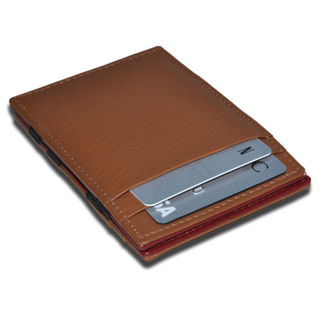 Original Magic Wallet Cognac